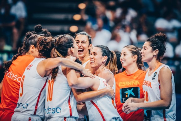 Eurobasket República Checa: España avanza hasta semifinales al derrotar a Letonia