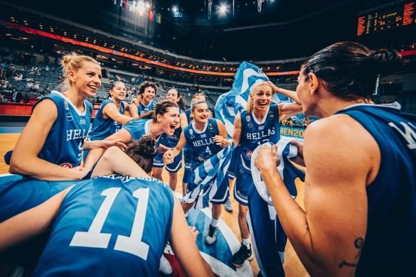 Grecia avanza hasta las semifinales tras derrotar a Turquía