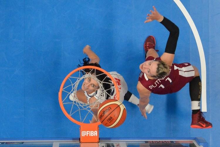 Eurobasket República Checa: Serbia contra Letonia