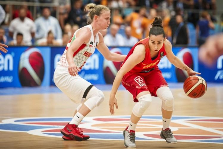Eurobasket República Checa: España se lleva la victoria frente a Hungría