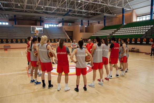 España disputará el torneo de Francia antes del comienzo del Eurobasket de República Checa
