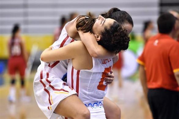 La selección U20 femenina alcanza su duodécima semifinal de manera consecutiva