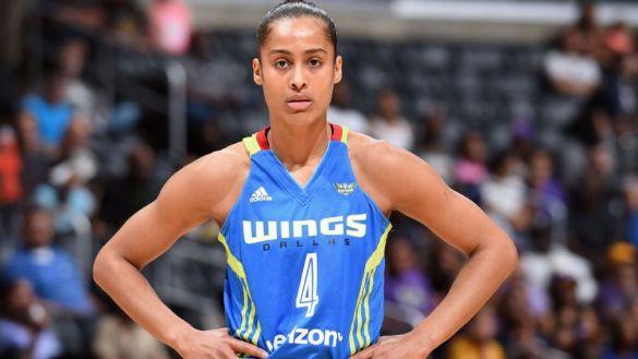 Skylar Diggins-Smith, dispuesta a jugar sus primeros WNBA Playoffs