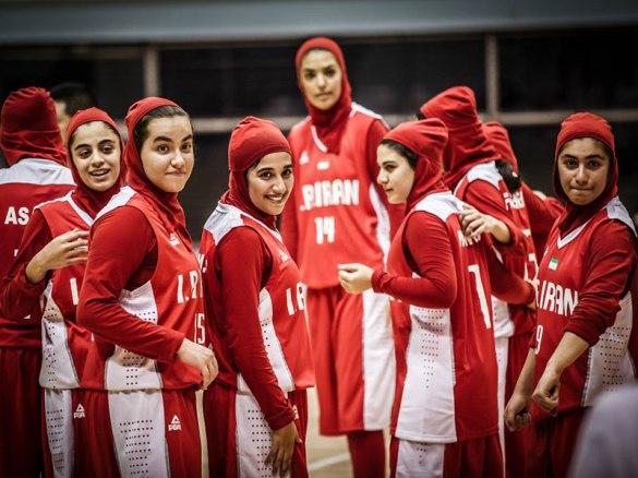 Selección U16 de Irán