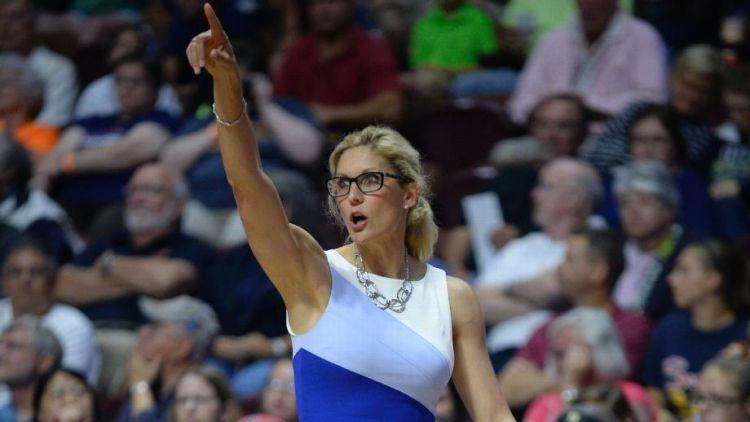 Jenny Boucek, nueva entrenadora ayudante de Sacramento King