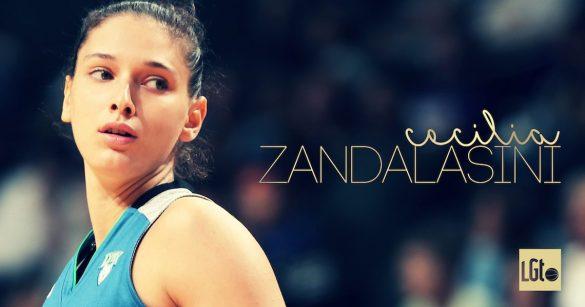 Cecilia Zandalasini cuenta su debut en la WNBA