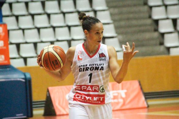 Núria Martínez renovada hasta 2020 con Spar Citylift Girona