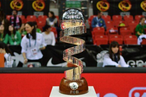 Copa Reina: Final entre Perfumerías Avenida y Spar Citylift Girona