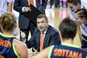 Miguel Méndez, nuevo entrenador de UMMC Ekaterinburg