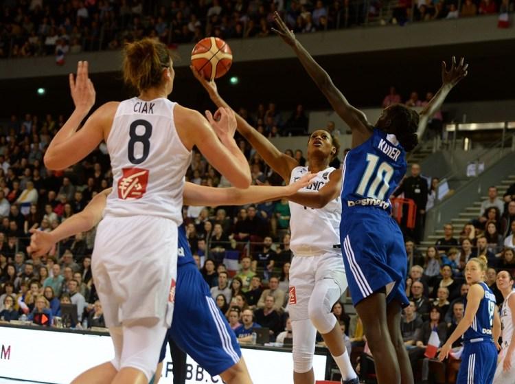 Clasificación Eurobasket Serbia y Letonia 2019: Francia contra Finlandia