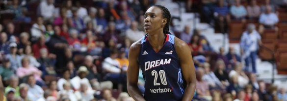 Sancho Lyttle abandona Atlanta Dream y ficha por Phoenix Mercury