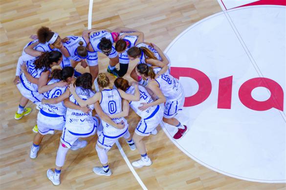Playoffs Liga DIA: Star Center Uni Ferrol se adelanta en las eliminatoria