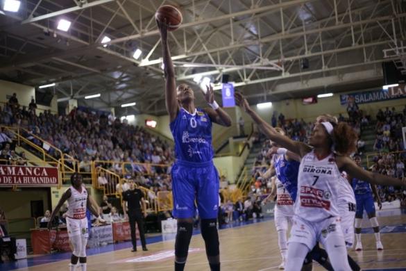 Playoffs Liga DIA: Perfumerías Avenida contra Spar Citylift Girona