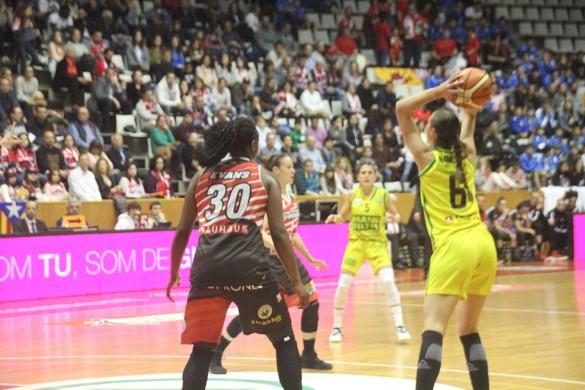 Playoffs Liga DIA: Semifinales. Spar Citylift Girona contra Mann Filter.