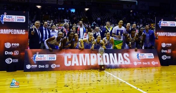 Playoffs Liga DIA: Perfumerías Avenida, campeón