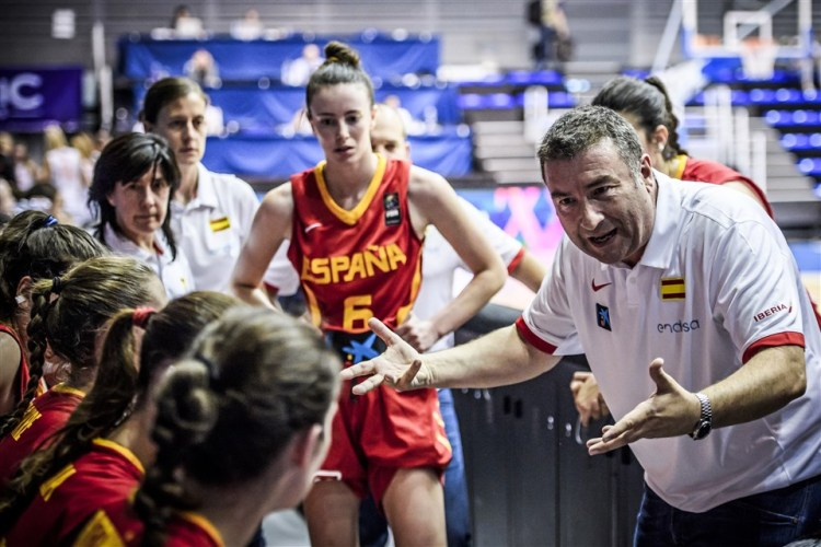 España se cuela en la final del Europeo U20 Femenino