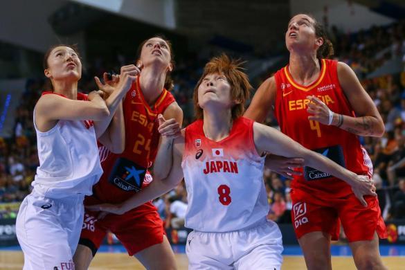 Torneo de Mallorca: España derrota a Japón gracias a una canasta de Laura Nicholls sobre la bocina