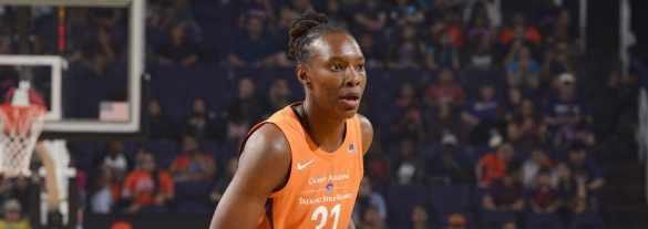 Sancho Lyttle se pierde lo que queda de WNBA