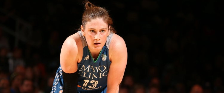 Lindsay Whalen anuncia su retirada de la WNBA