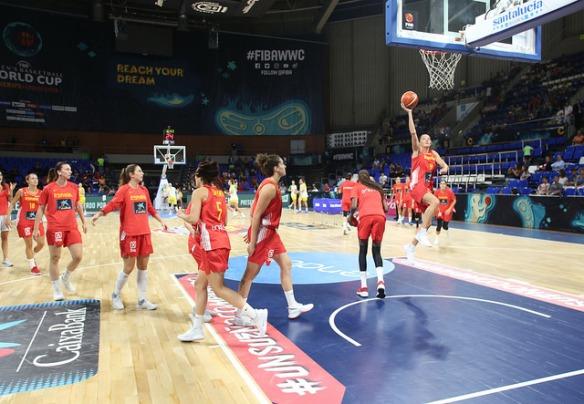 España derrota a Australia en la final del Torneo de Tenerife