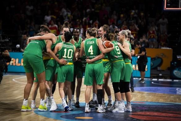 Copa del Mundo: Australia buscará conseguir el oro frente a Estados Unidos