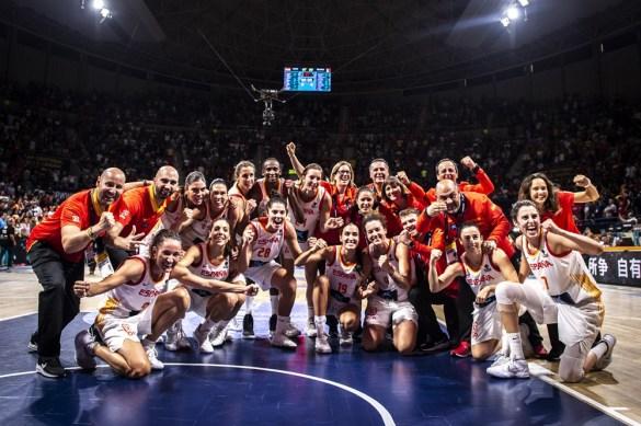 Copa del Mundo: España suma su tercera medalla en una Copa del Mundo