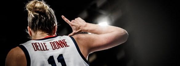 Elena Delle Donne, dispuesta a jugar el overseas