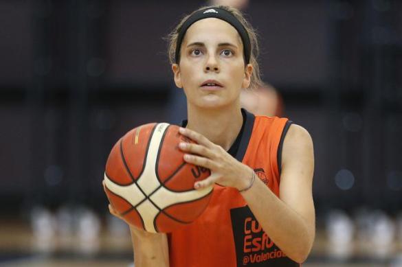 Marina Lizarazu se rompe el ligamento cruzado de la rodilla derecha