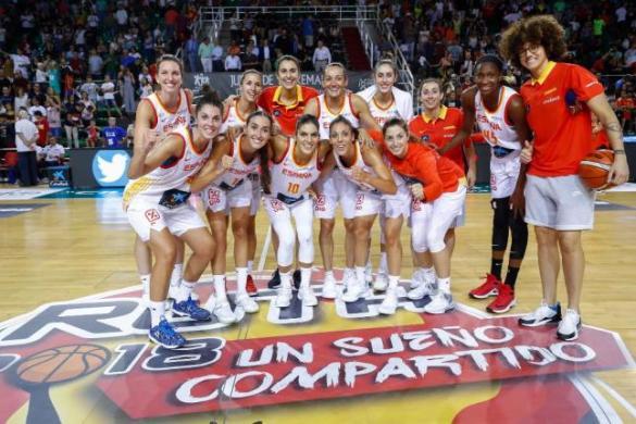 Torneo de Cáceres: España se proclama campeona al derrotar a Argentina y Grecia