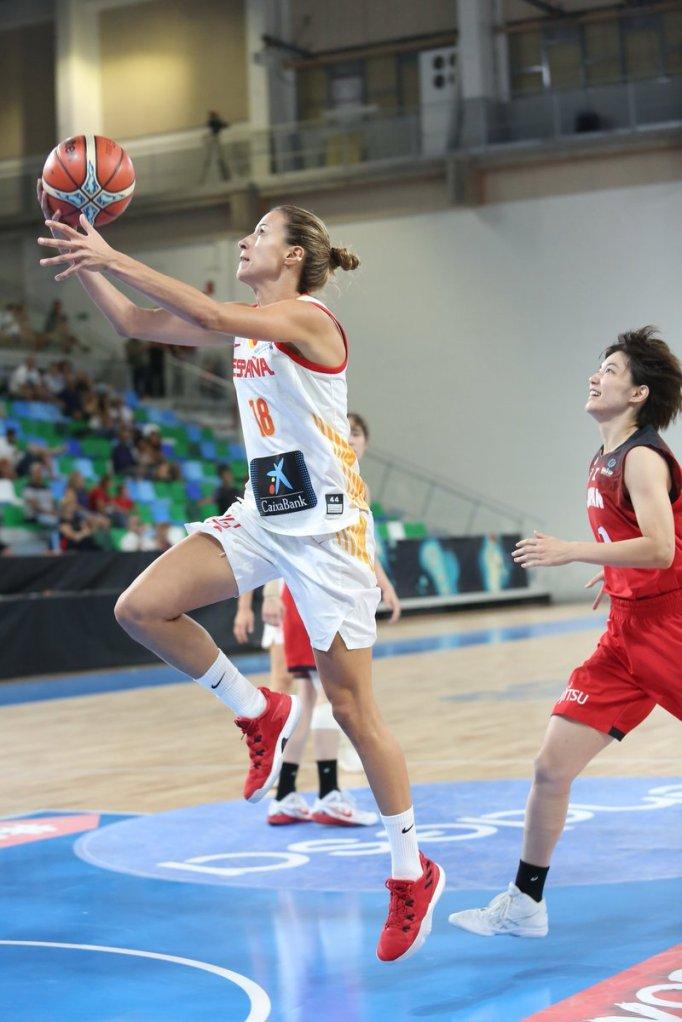 Torneo de Tenerife: España se lleva la victoria en la prórroga frente a Japón