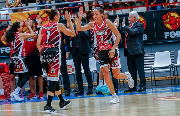 Open Day Liga DIA: Laia Palau y Núria Martínez