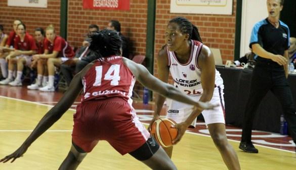 Eurocup Women: Lointek Gernika Bizkaia derrota a Namur
