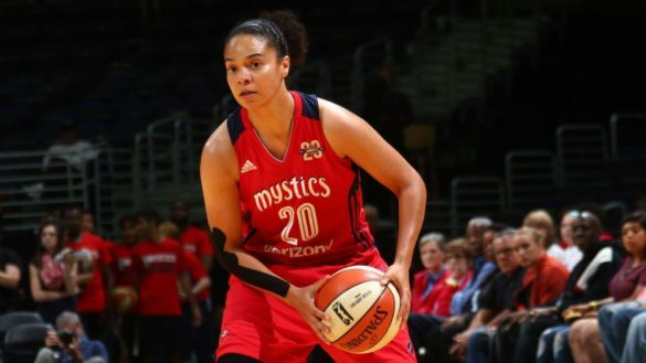 Kristi Toliver será técnico ayudante en Washington Wizards