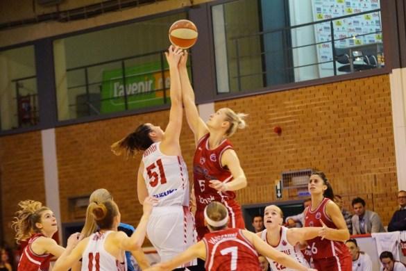 Eurocup Women: Lointek Gernika Bizkaia sella su clasificación