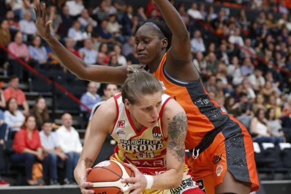 Liga DIA: Valencia Basket contra Spar Citylift Girona