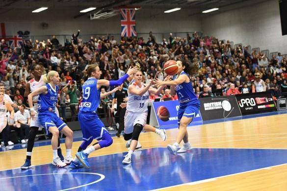 Eurobasket Serbia y Letonia: Resultados jornada 5