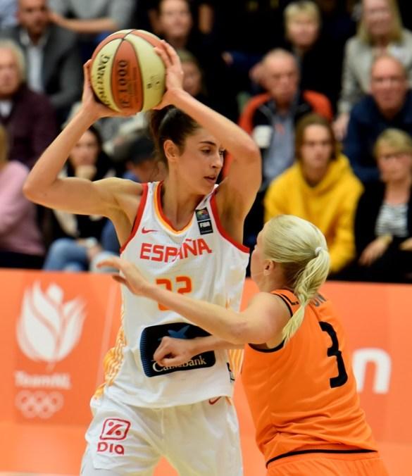 Clasificación Eurobasket Serbia y Letonia: Holanda contra España