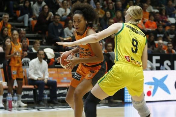 Liga DIA. Jornada 5: Valencia Basket contra Mann-Filter