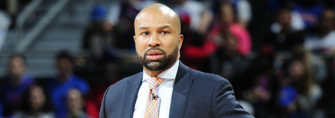 Derek Fisher es el nuevo entrenador de Los Ángeles Sparks