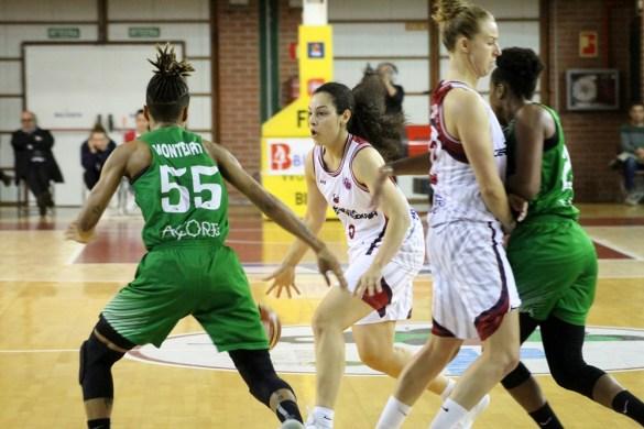 Eurocup Woman: Lointek Gernika Bizkaia estará en las eliminatorias