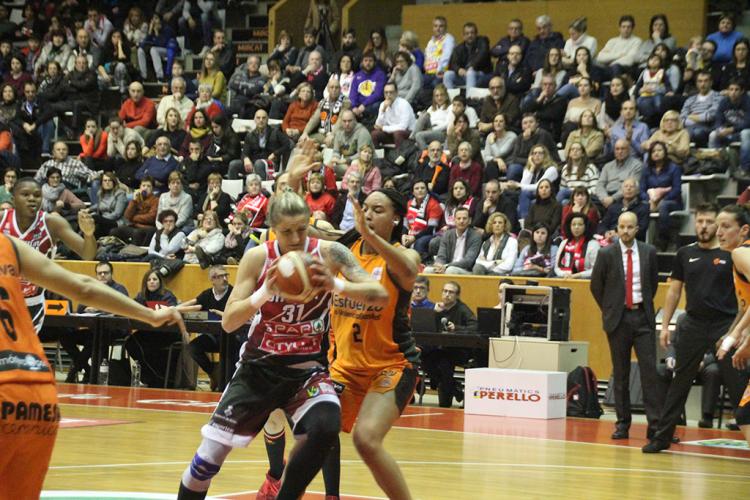 Liga DIA. Jornada 16: Spar Citylift Girona contra Valencia Basket
