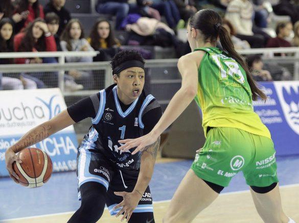 Liga DIA. Jornada 18: IDK Gipuzkoa contra Nissan Al-Qázeres Extremadura