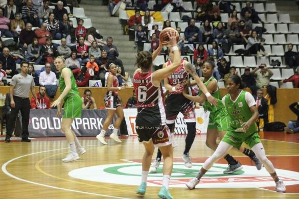 Liga DIA. Jornada 20: Spar Citylift Girona contra RPK Araski