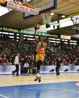 Copa de la Reina: Spar Citylift Girona contra Cadí La Seu