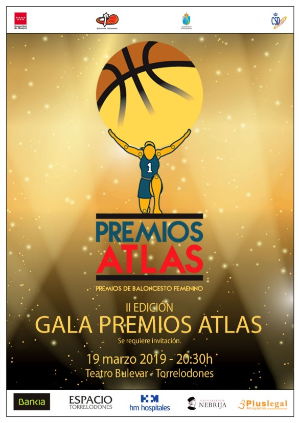 Valencia Basket, Elisa Aguilar, Vicky Perez entre las ganadoras Premios Atlas Baloncesto Femenino