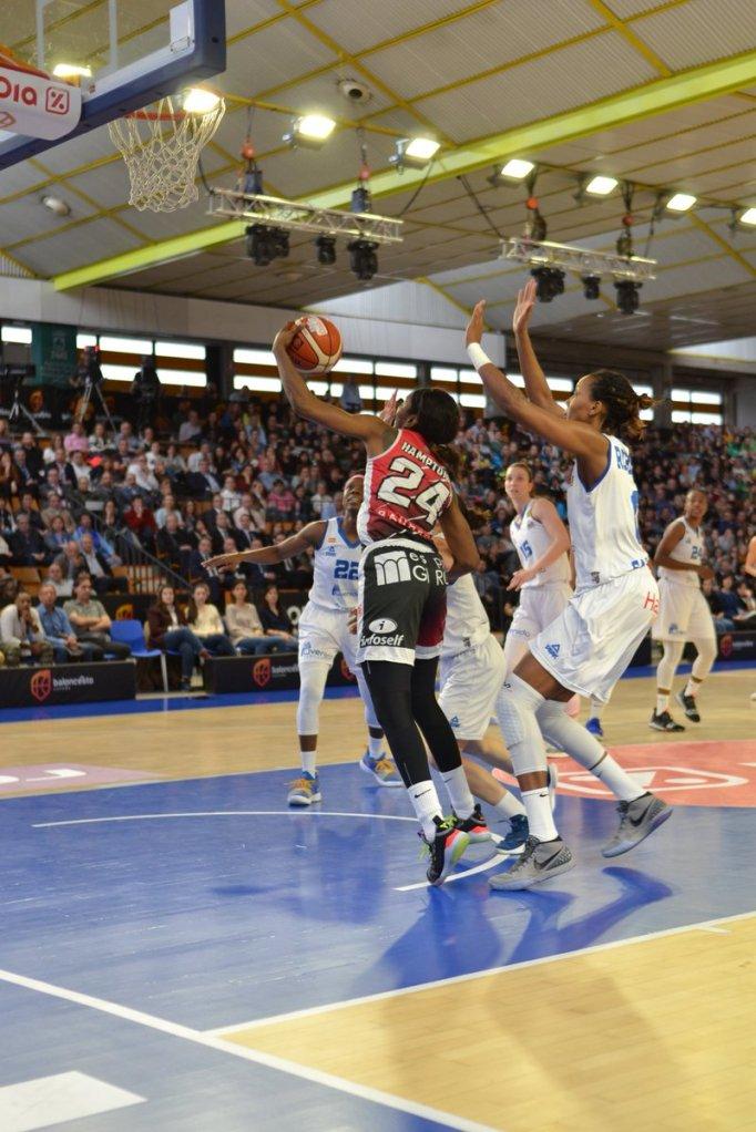 Copa de la Reina: Spar Citylift Girona contra Perfumerías Avenida