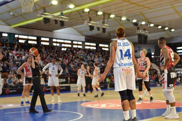 Perfumerías Avenida derrota a Spar Citylift Girona y es el nuevo líder de la Liga DIA