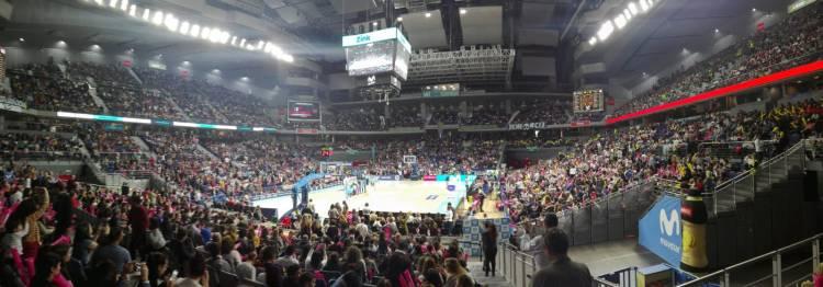 Nuevo récord de asistencia a un partido de baloncesto femenino