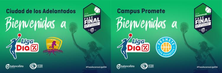 Campus Promete y Ciudad de los Adelantados consiguen el ascenso a Liga DIA