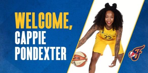 Cappie Pondexter anuncia su retirada del baloncesto femenino profesional